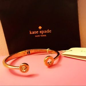 Kate Spade Punch Spade Bangle